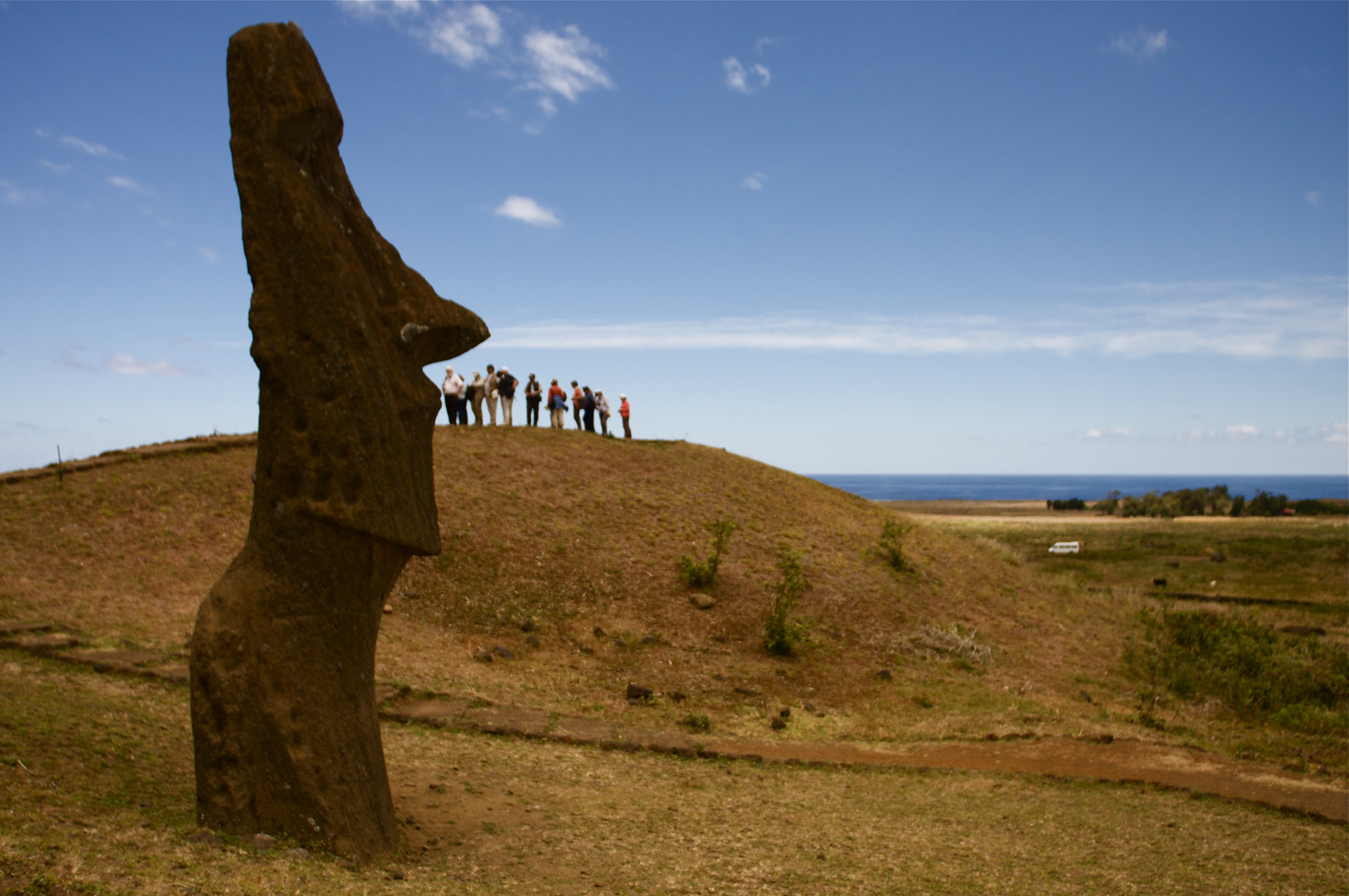 Easter Island: How Long?