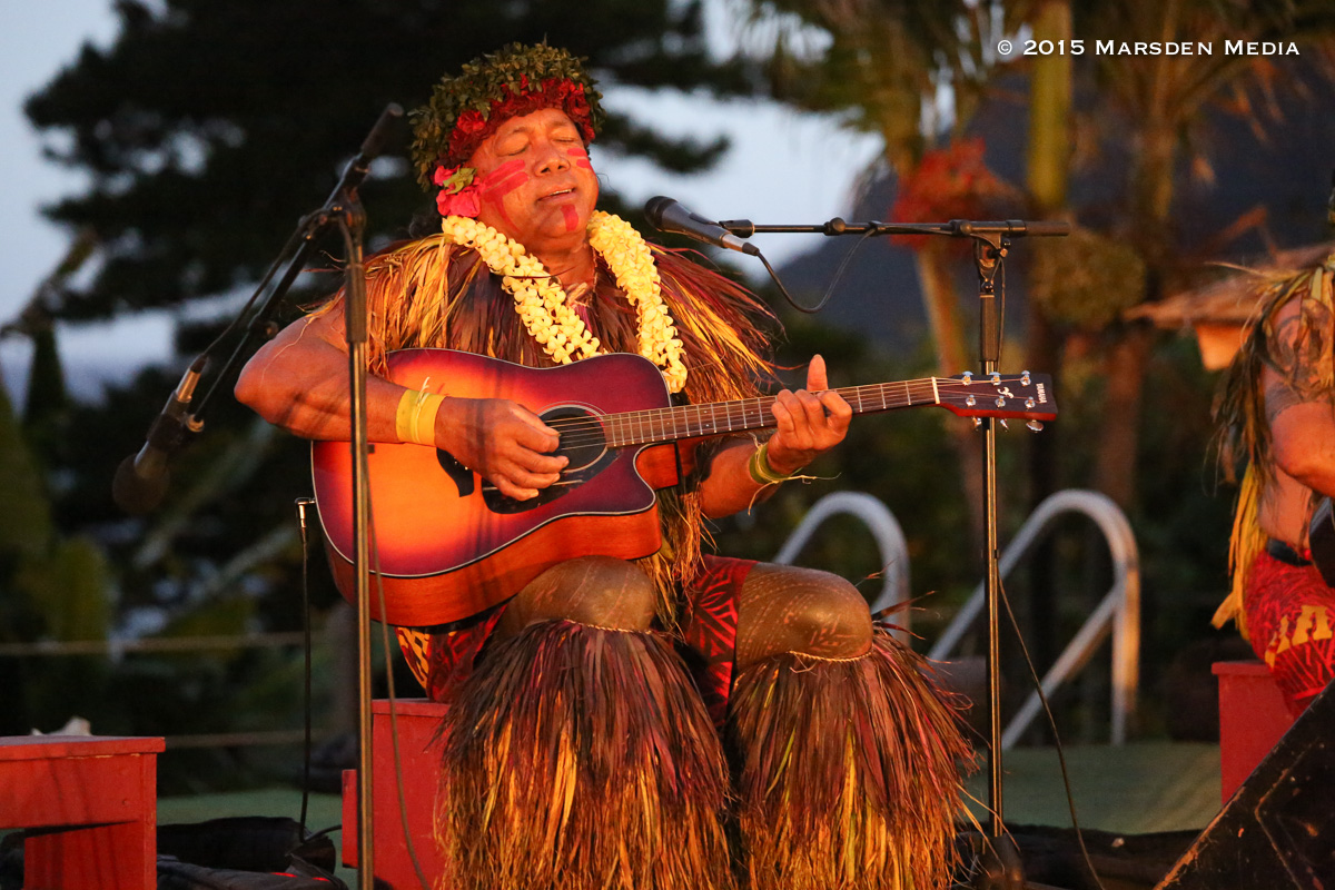 Love and Light at Chief's Luau
